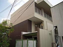 大阪府池田市栄本町の賃貸マンションの外観