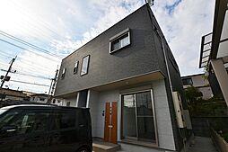 大阪府羽曳野市恵我之荘1丁目の賃貸アパートの外観