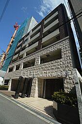 大阪府大阪市北区南森町2丁目の賃貸マンションの外観