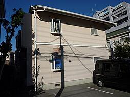 リバーサイド戸田A[2階]の外観