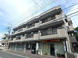 埼玉県さいたま市見沼区大字東門前の賃貸マンションの外観