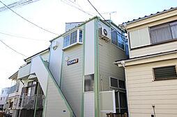 神奈川県川崎市多摩区菅5丁目の賃貸アパートの外観