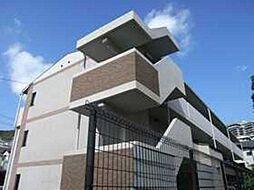 大阪府箕面市箕面1丁目の賃貸マンションの外観
