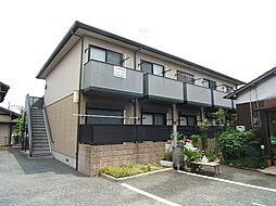 福岡県大野城市瓦田2丁目の賃貸アパートの外観