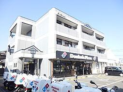 滋賀県守山市播磨田町の賃貸マンションの外観