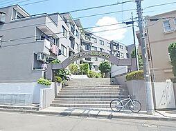 東京都多摩市連光寺2丁目の賃貸マンションの外観