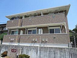 愛知県豊田市小坂本町8丁目の賃貸アパートの外観