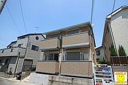 千葉県習志野市藤崎3丁目の賃貸アパートの外観