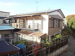 金子荘[202号室]の外観