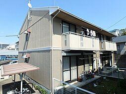大阪府箕面市瀬川5丁目の賃貸アパートの外観