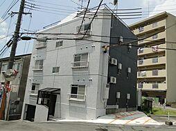 ニューストークアパートメント禁野本町[3階]の外観