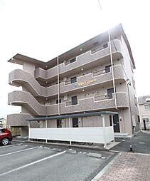 愛知県豊橋市馬見塚町の賃貸マンションの外観