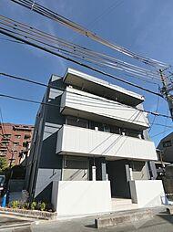 南海線 浜寺公園駅 徒歩6分の賃貸アパート