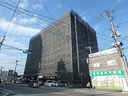 福岡県大野城市錦町3丁目の賃貸マンションの外観