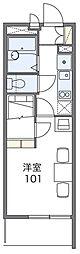 片倉台[1階]の間取り