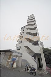 白樺ハイツ城東[5階]の外観