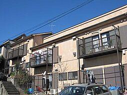 コーポ飯田B棟[102号室]の外観