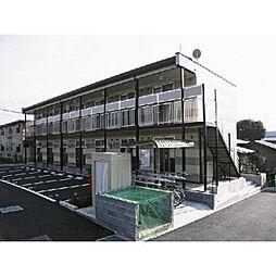 神奈川県厚木市長谷の賃貸アパートの外観