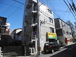 長崎県長崎市中園町の賃貸マンションの外観