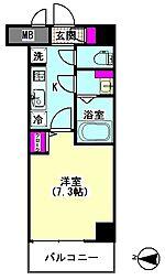 SUZU[303号室]の間取り