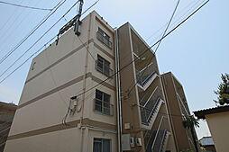 若宮マンション B棟[4階]の外観