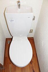 セザンヌ保美2のトイレ