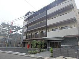レイリス横浜井土ヶ谷AZ[1階]の外観