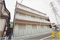 千葉県千葉市花見川区幕張本郷4の賃貸マンションの外観