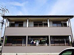 ペントハウス[2階]の外観
