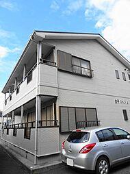 金子ハイツA[2階]の外観