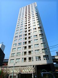 レジディアタワー麻布十番[7階]の外観