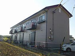 三重県伊勢市小俣町明野の賃貸アパートの外観