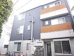 東京都墨田区墨田4丁目の賃貸アパートの外観