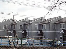アメニティタウンハウス B[2号室]の外観