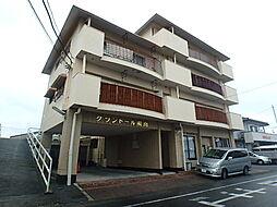 栃木県宇都宮市陽南2の賃貸マンションの外観