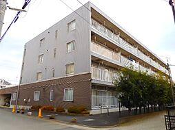 神奈川県海老名市大谷北3丁目の賃貸マンションの外観