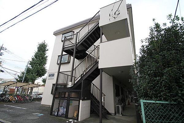 西 ハイツ 3階の賃貸【東京都 / 昭島市】