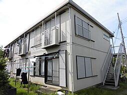 神奈川県藤沢市長後の賃貸アパートの外観