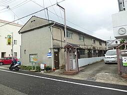 吉井コーポ[1階]の外観