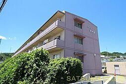 ハイツ福寿園[3階]の外観