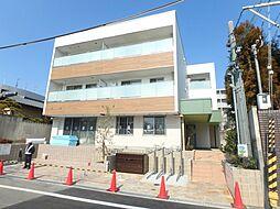 大阪府豊中市中桜塚4丁目の賃貸アパートの外観