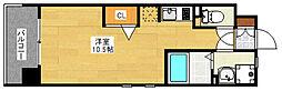 エンクレスト奈良屋[10階]の間取り