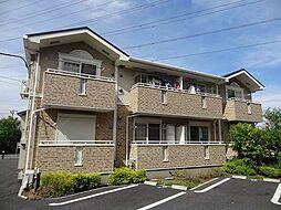 埼玉県八潮市大字八條の賃貸アパートの外観