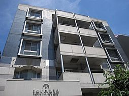 ゴールデンラピス[2階]の外観