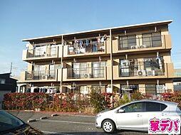 サンモール浜田[3階]の外観