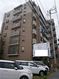 愛知県岡崎市三崎町の賃貸マンションの外観