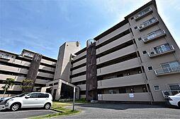 大阪府松原市一津屋5丁目の賃貸マンションの外観