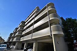 大阪府松原市三宅中1丁目の賃貸マンションの外観