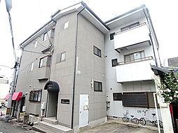 兵庫県神戸市兵庫区菊水町8丁目の賃貸マンションの外観