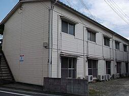 親和アパート[112号室]の外観